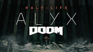 Half-Life: Alyx (DOOM EDITION) - BFG Division