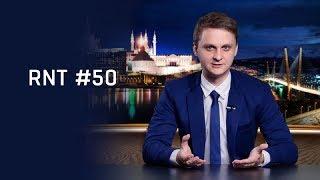 Кадыров, спиннеры в новостях, Путин и Сердюков. RNT #50