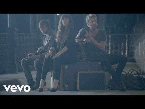 Lady Antebellum - Just A Kiss video