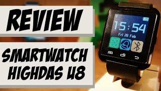 Smartwatch unter 20 Euro?   Das kann die Uhr!   Highdas U8   Review + Unboxing
