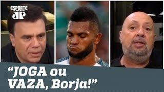 Borja ouve o que NÃO QUERIA!