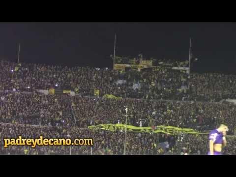 """Avalancha en la Amsterdam - Final 2013"" Barra: Barra Amsterdam • Club: Peñarol"