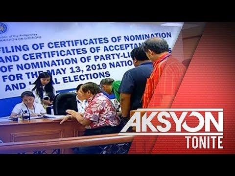 [News5]  Ilang grupo, nanawagan sa COMELEC na maglabas ng Impormasyon tungkol sa mga kakandidatong party-list
