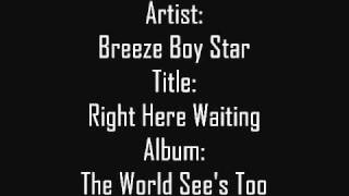 Breeze - Right Here Waiting