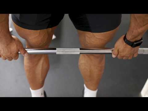 Smith Straight-back Stiff-leg Deadlift