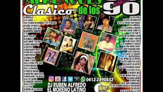 Merengues Clásico de los años 80 y 90--RETRO--Dj Ruben Alfredo El Moreno Latino