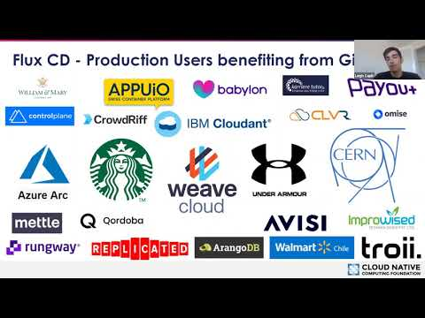 CNCF On-Demand Webinar: Flux is Incubating + The Road Ahead