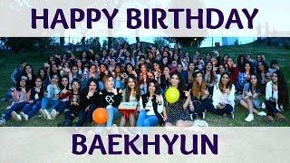 HAPPY 26th BIRTHDAY DEAR BAEKHYUN! ♡ 170506 EXO-L ARMENIA
