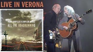 Mark Knopfler and Emmylou Harris — LIVE in Verona 2006 [soundboard, 50 fps , complete show]