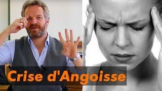ÉVITER UNE CRISE D'ANGOISSE