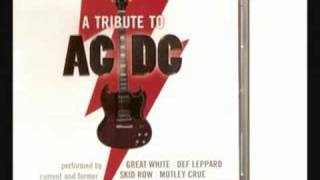 AC/DC - Walk all over you by Dee Snider & Scott Ian