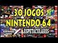 30 Jogos De Nintendo 64 Em 6 Minutos Respirando Games T