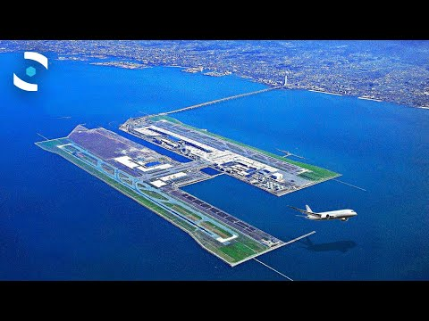 This Unique Japanese Airport Is Located On an Island