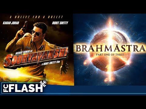 Akshay Kumar as Sooryavanshi, Brahmastra Logo Reveal & More | FC Flash | Anupama Chopra