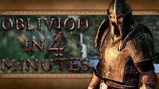 Oblivion In 4 minutes