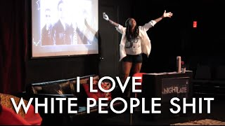 """""""I Love White People Shit"""" - Night Late with Phoebe Robinson"""