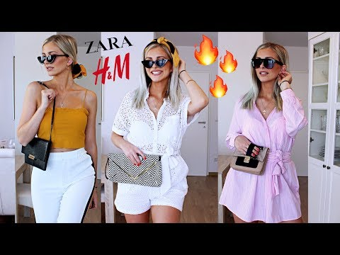 XXL TRY ON SOMMER OUTFITS 2018 I BeautybyOlja