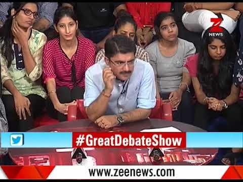 Watch Zee News special show 'Kya Kehta Hai India'