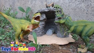 Dinosaurios para niños🐊Colección de Dinosaurios de juguete🐊Juguetes de Dinosaurios Schleich