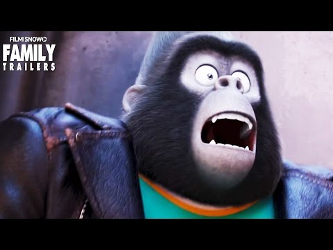 SING | All Trailers And Clips From The Family Animated Movie