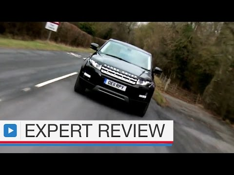 Land Rover Range Rover Evoque car review