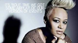 Emeli Sandé   Read All About It (pt III) [Lyrics On Screen]