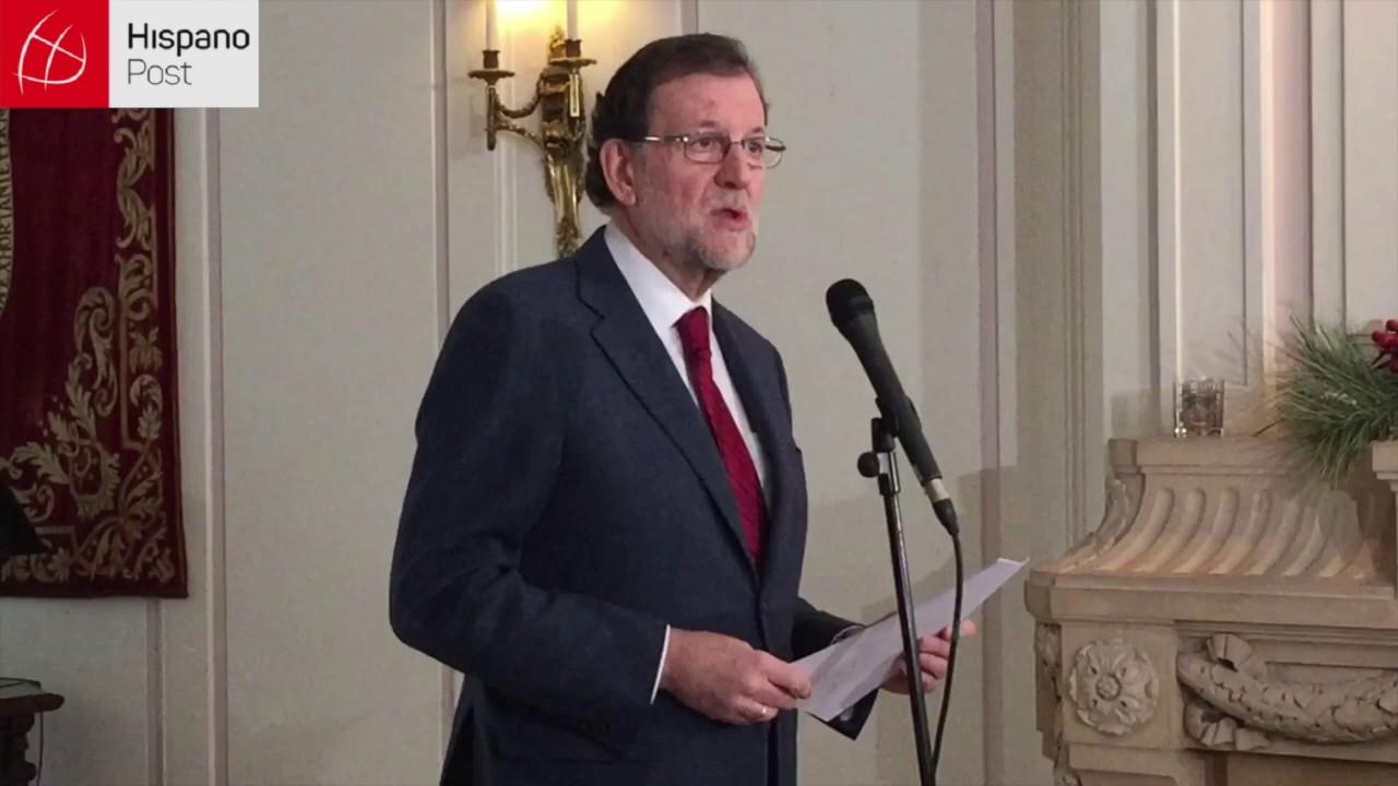 Mariano Rajoy en las Naciones Unidas