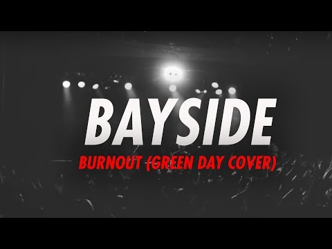 Burnout Green Day Cover