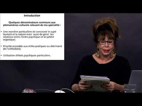 , title : 'Les transes rituelles comme techniques - Conférence Silvia Mancini - Hypnologie 2019'