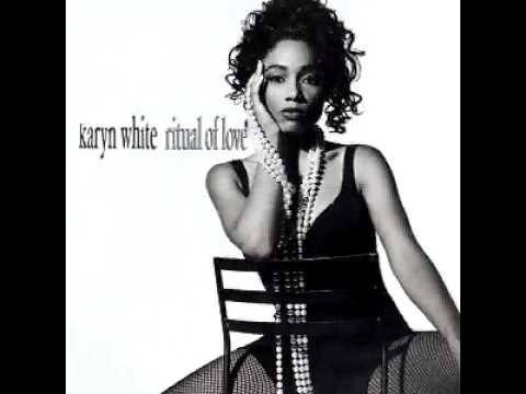Karyn White - Hooked on You