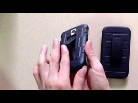 Future Armor Holster Hard Kickstand Combo Case Cover Hybrid Blet Clip Holster for Samsung Galaxy