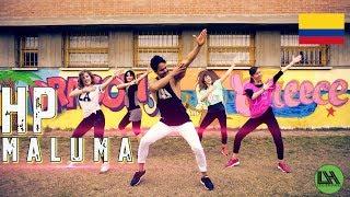 HP   Maluma By Lessier Herrera Zumba