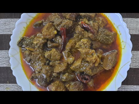 গরুর মাংস রান্নার সহজ রেসিপি (Easy Beef Cooking recipe)