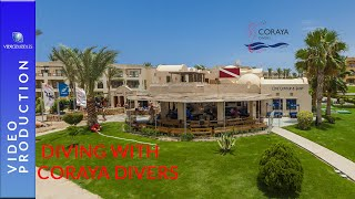 Scuba diving with Coraya Divers Marsa Alam