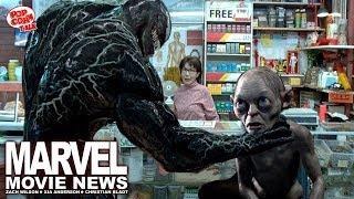Marvel Movie News: Andy Serkis Helming VENOM 2?! More R-Rated Deadpool Movies?!