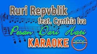 Ruri Repvblik - Pesan Dari Hati Feat Cynthia Iva (Karaoke Lirik Chord) By GMusic