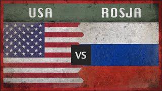 Porównanie Armii Stanów Zjednoczonych I Rosji [2018]