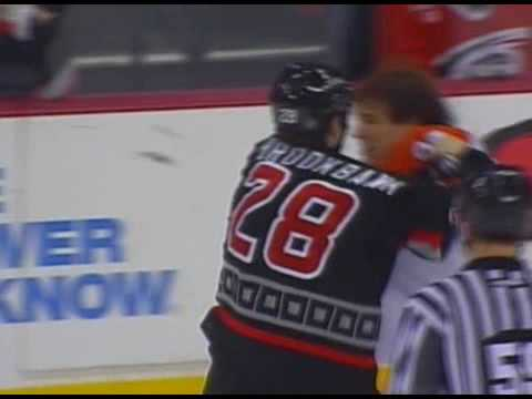 Josh Gratton vs Wade Brookbank