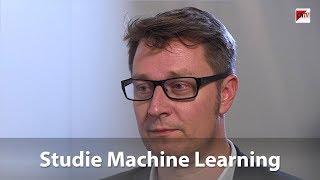 Studie Machine Learning: Mehr als nur Datenanalysen