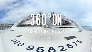 Harmony of the Seas: 360-degree view