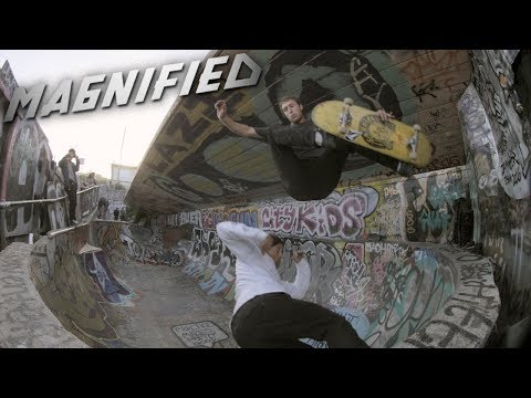 Magnified: Grant Taylor and Omar Hassan