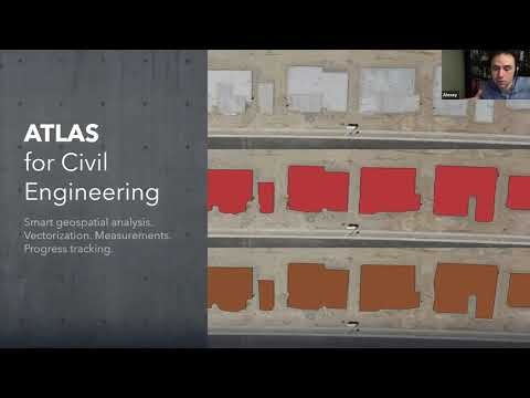 Webinar - ATLAS | Automating territory segmentation and measurements on drone imagery