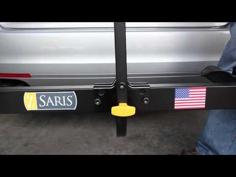 freedom 2 bike hitch car rack saris