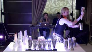 Бармен шоу в Москве