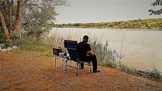 Рыбалка на реке северский донец в брусино