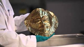 The Mask of Agamemnon: Mycenae and the First Kings of Europe