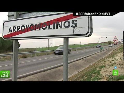 Así se decide el voto en Arroyomolinos, el pueblo más joven de España