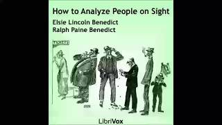 HOW TO ANALYZE PEOPLE ON SIGHT | Audiobook  with subtitles | Human Analysis, Psychology