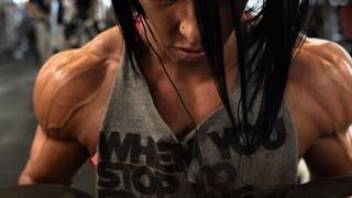 Female Fitness Motivation - STEPS