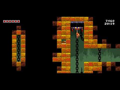 Видео № 1 из игры Tiny Barbarian DX [Nswitch]
